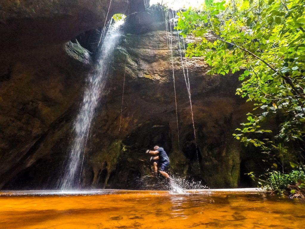 Presidente Figueiredo, o paraíso das cachoeiras